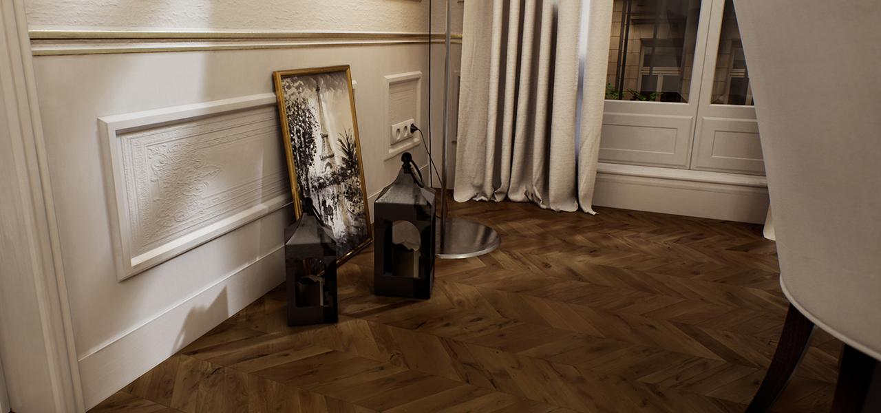Dereau Benoît Portfolio - Archiviz - Virtual Reality